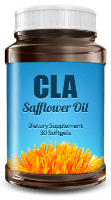 CLA Safflower Oil Dietary Supplement