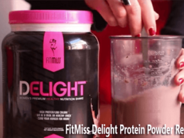 FitMiss Delight Protein Powder review