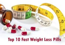 Top 10 Fast Weight Loss Pills