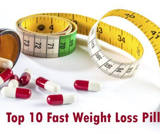 Top 10 Fast Weight Loss Pills
