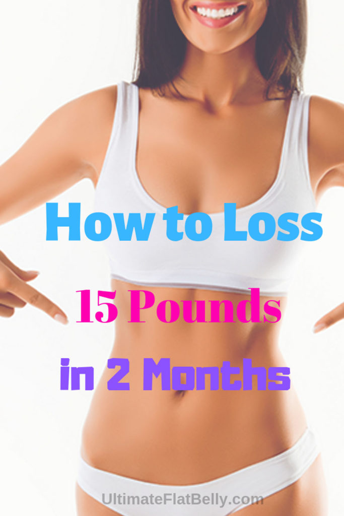 How to Lose 15 Pounds in 2 Months