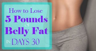 How-to-Lose-5-Pounds-of-Belly-Fat-in-30-Days