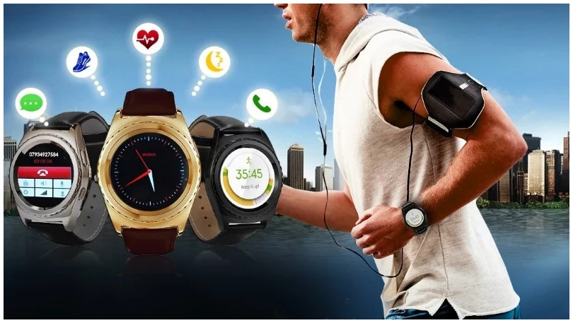 Fitness Smartwatch to Lose Weight